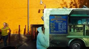Picture of a taco truck