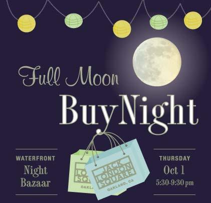 Full Moon Buy Night